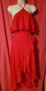 #693 Dee Elle red dress